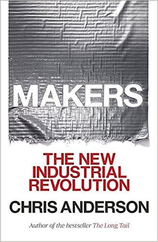 8309e5d43 Makers  The New Industrial Revolution - Livros na Amazon Brasil-  9780307720962