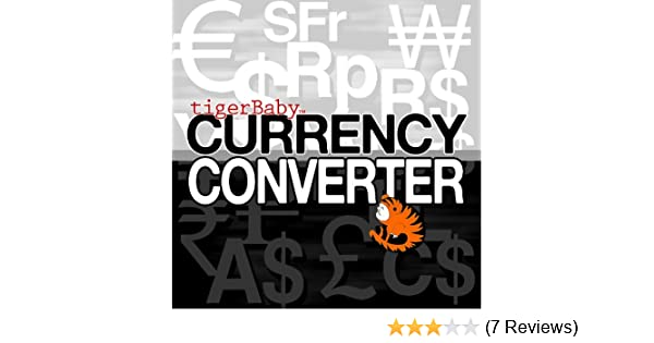 Amazon com: Currency Converter: tigerBaby Enterprises: Kindle Store