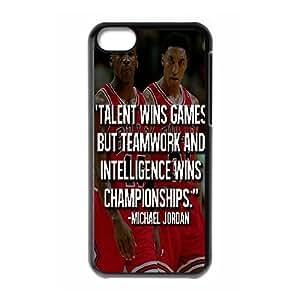 XiFu*Meiipod touch 5 Case, Quotes Michael Jordan Hard Case For ipod touch 5(Black)XiFu*Mei