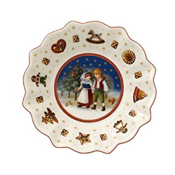 Villeroy & Boch Hänsel + Gretel Annual Christmas Edition Bowl Small ...