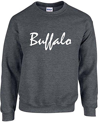 Buffalo Womens Raglan Hoodie - 4