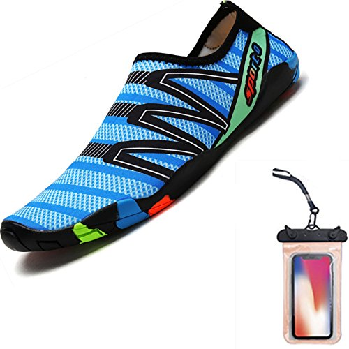 Socks Women Water Dry Sports Aqua Shoes Style Yoga Shoes Quick for 3 Barefoot Yaheeda Men 4axHzz