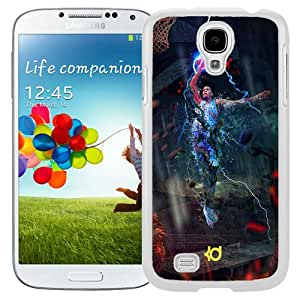 Beautiful And Unique Designed Case For Samsung Galaxy S4 I9500 i337 M919 i545 r970 l720 With Kevin Durant 4 (2) Phone Case