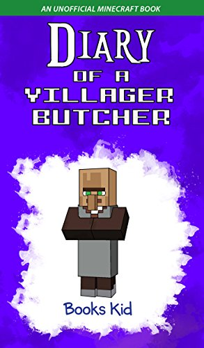 Diary Villager Butcher Unofficial Minecraft ebook product image