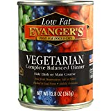 Evanger'S All Fresh Vegetarian Dinner, 13-Ounces, 12-Pack Larger Image