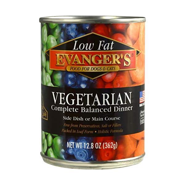 Evanger'S All Fresh Vegetarian Dinner, 13-Ounces, 12-Pack
