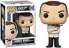 James Bond - Sean Connery White Tux