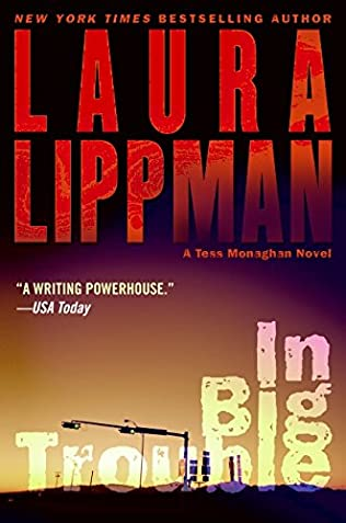 book cover of In Big Trouble