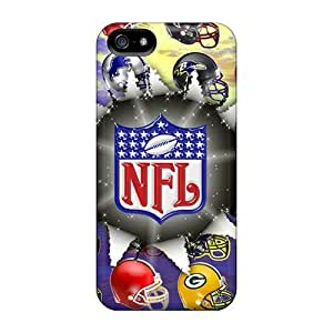 Brand New 5/5s Defender Case For Iphone (nfl)