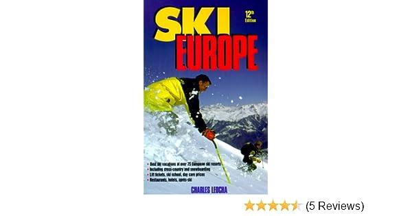 ski snowboard europe 15th ed op