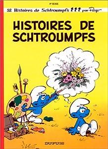 """Afficher """"Schtroumpfs (Les) n° 8 Histoires de schtroumpfs"""""""