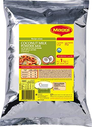 Nestle Maggi Coconut Milk Powder Mix 1kg Per Bag Made