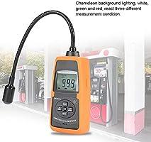 detectores Digitales SPD202//EX Herramienta de medidor de Prueba de Alarma de carb/ón de GLP Natural Rosvola Detector de Fugas de Gas Combustible