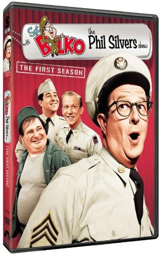 UPC 097360744149, Sgt. Bilko: The Phil Silvers Show - First Season