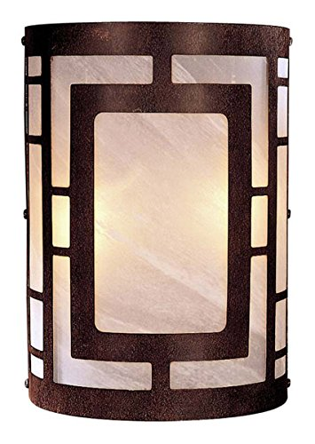 Minka Lavery 346-14 Two Light Wall Sconce (Nutmeg 2 Light)