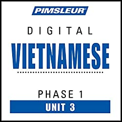 Vietnamese Phase 1, Unit 03