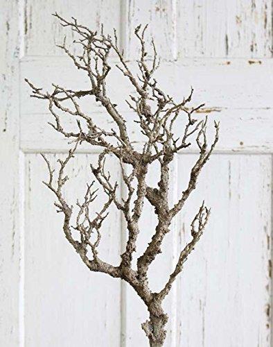 PLANT&STYLE Kü nstlicher Dekoast, braun, 95 cm