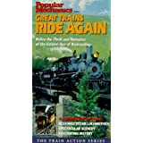 Popular Mechanics: Great Trains Ride Again