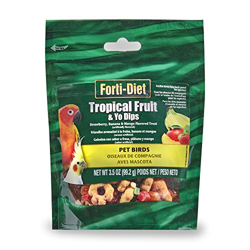Kaytee Treat Yogurt Dip Tropical Bird Treat (Yogurt Treats Dips)