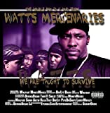 W.A.T.T.S. CD plus DVD by Watts Mercenaries
