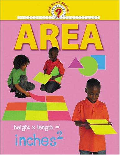 How Do We Measure? - Area