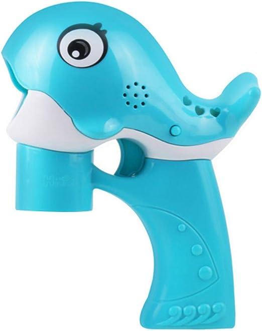 Amazon.com: Máquina de burbujas. Juguete eléctrico de ...