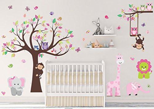 DEKOSH Nursery Colorful Decorative Playroom product image