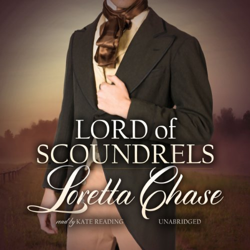 Lord of Scoundrels Audiobook [Free Download by Trial] thumbnail