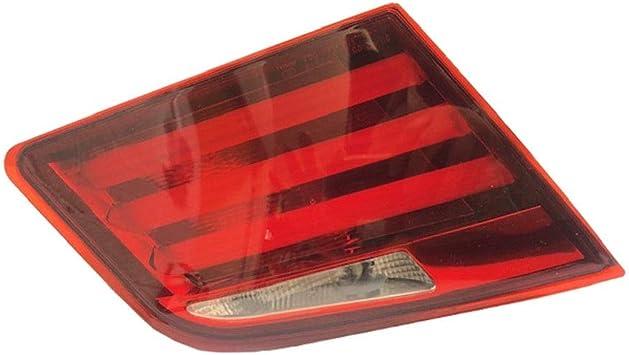 Left+Right 2 OEM Rear Trunk Lid TailLight Lamp Lens Set For BMW 3 Series Sedan