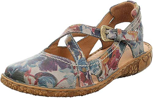 Josef Seibel Damen Rosalie 13 Geschlossene Sandalen, beige