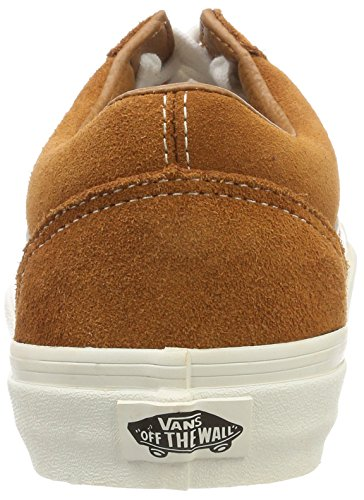 Vans Ginger Glazed Marrón Old Skool' Unisex rxaCnrqUg