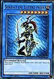 carte YU-GI-OH YGLD-FRA01 Soldat du Lustre Noir NEUF FR by Yu Gi Oh