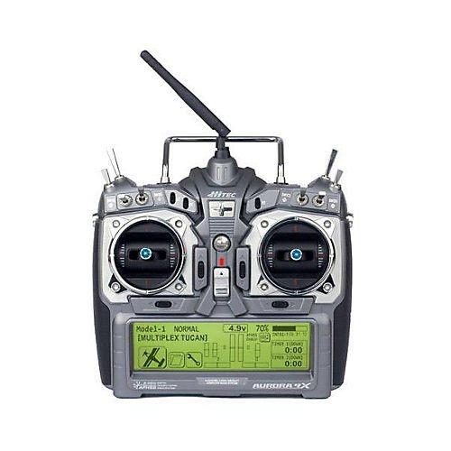 Hi-Tec AURORA 9X Tx, Optima 7 RX, TX NiMH Battery/Charger