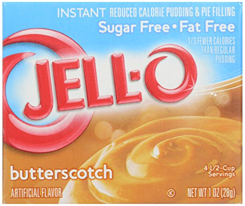 instant butterscotch pudding mix - 6