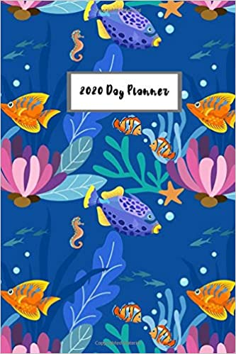 2020 Day Planner: Year Plan with Monthly Planner and 365 Day ...
