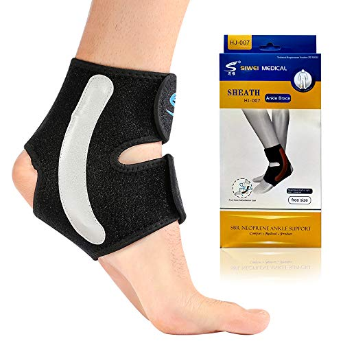 Ankle Brace Support – Ankle Braces for Sprained Ankle Foot Brace Ankle Wrap Support for Women and Men