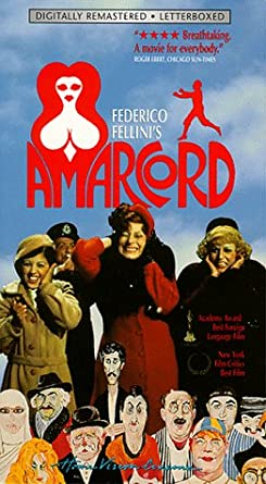 Image result for amarcord amazon
