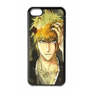 Ichigo Kurosaki Bleach Anime3 0 iPhone 5c Cell Phone Case Black present pp001_9598558