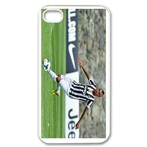 iPhone 4,4S Csaes phone Case Arturo Vidal AOV92879