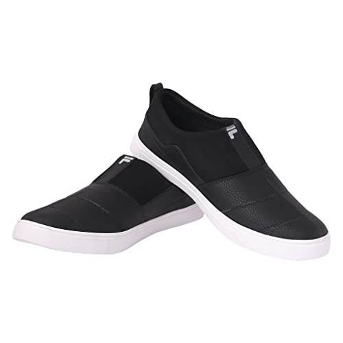 28551c639418 Image Unavailable. Image not available for. Colour  KATTY BLACK FILA CASUAL  SHOES ...