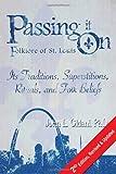 Passing It On, John Oldani, 1935806351