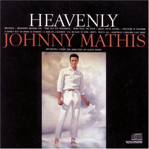 Image result for johnny mathis heavenly