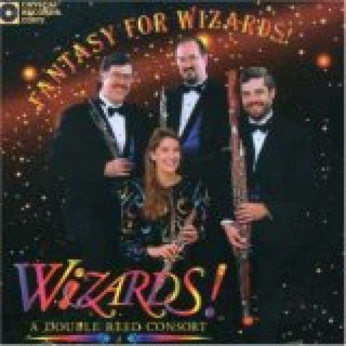 Price comparison product image Bach / Foss / Gassman Fantasy For Wizards Symphonic Music