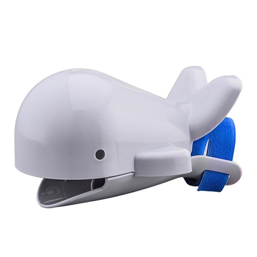strir Robinet Extender Rallonge Lavage de mains pour enfant Style de baleine du /évier pour aide enfants bebes