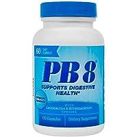 PB8 Probiótico (120 cápsulas) - Nutrition Now Vitamins
