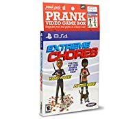 Prank Pack Extreme Chores - Video Game Sleeve - BS4