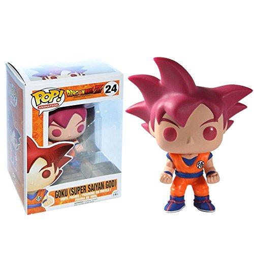 Funko POP Anime Dragonball Saiyan product image