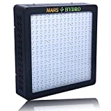 [Pack of 5]MarsHydro MARSII 1200 Led Grow Light Full Spectrum High Penentration Led Grow Lamp the 552W True Watt Panel for Indoor Greenhouse/Garden Light & Lighting With Dual Veg/Flower Spectrum