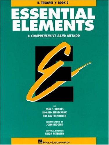 Essential Elements  Book 2.  for Bb Trumpet