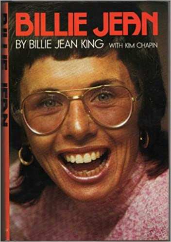 Billie Jean: Billie Jean withKim Chapin KING: 9780060123925: Amazon.com: Books